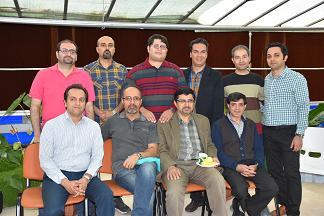 برنامه انجمن در گلخانه هفت رنگ شیراز