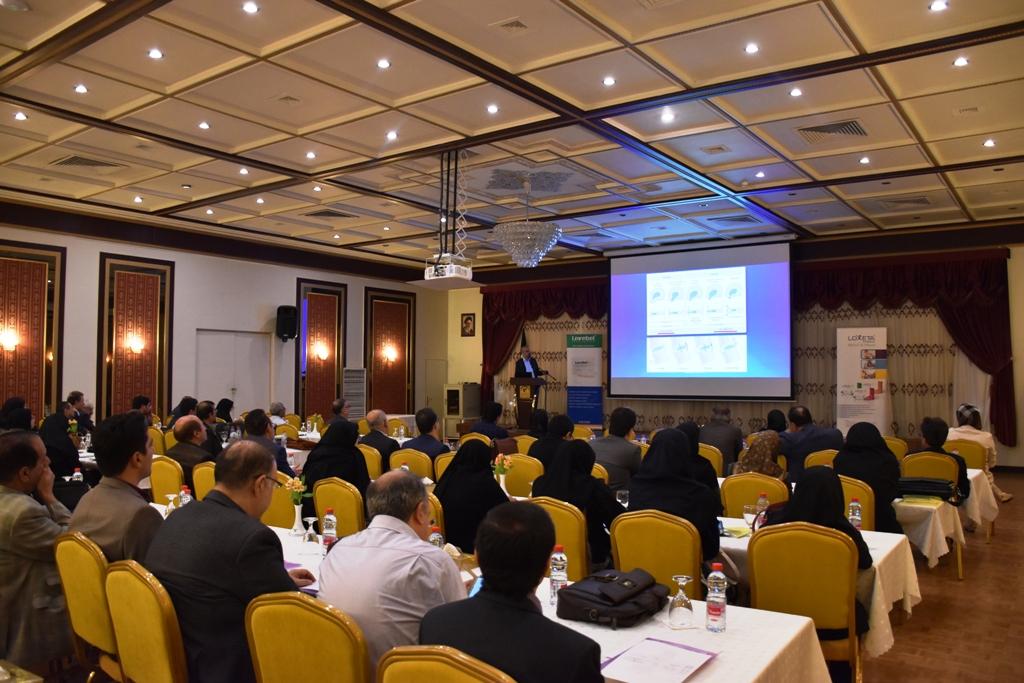 هتل هما- کنفرانس درمان دردهای نوروپاتیک- 1396
