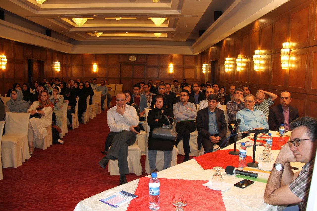 کارگاه آموزشی ارزیابی ستون فقرات-1396-هتل پارس